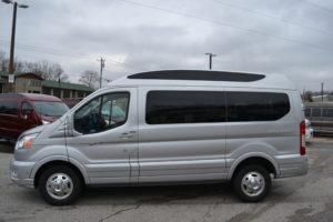 2020 Ford Transit AWD Explorer Limited SE-VC 1FTYE2YG7LKB51850 Mike Castrucci Conversion Van Land