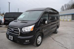 2020 Ford Transit AWD Explorer Limited SE-VC 1FTYE2YG7LKB67921 Mike Castrucci Conversion Van Land