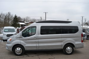2020 Ford Transit AWD - Explorer Limited SE-VC 1FTYE2YGXLKB77665 Mike Castrucci Conversion Van land