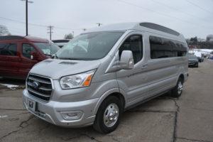 2020 Ford Transit AWD 9 Passenger - Explorer Limited SE-VC 1FTYE2YG4LKB67925 Mike Castrucci Conversion Van Land