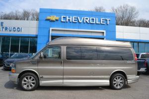 2011 Chevrolet Express 9 Passenger Explorer limited X-SE 1GBWGLCG7B1114482 Mike Castrucci Conversion Van Land