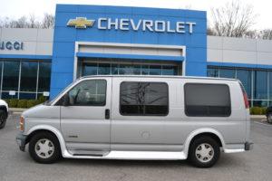 1996 Chevrolet Express 1500 Archer Conversion 1GBFG15M9T1039082 Mike Castrucci Conversion Van Land