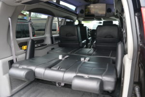 2016 Chevy Express 9 Passenger - Explorer Limited X-SE VC 1GAWGLCGXG1202736 Mike Castrucci Conversion Van Land