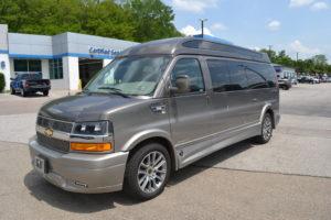 2021 Chevy Express 9 Passenger - Explorer Limited X-SE VC 1GAZGNF71M1251381 Mike Castrucci Conversion Van Land