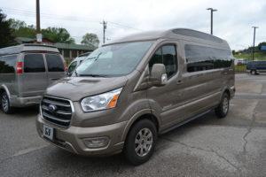 2020 Ford Transit 9 Passenger - Explorer Limited SE-VC 1FTYE1YG9LKB62536 Mike Castrucci Conversion Van Land
