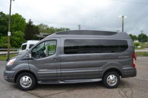 2021 Ford Transit AWD - Explorer Limited SE-VC 1FTYE2YG1MKA53284 Mike Castrucci Chevrolet Conversion Van Land