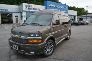 2021 Chevy Express 2500 - Explorer Limited X-SE VC 1GCWGAFP8M1244348 Mike Castrucci Conversion Van Land