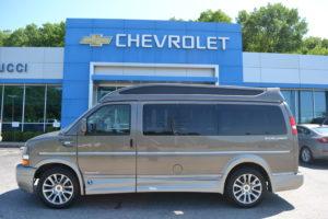 2021 Chevy Express 2500 - Explorer Limited X-SE VC 1GAWGAFP6M1243070 Mike Castrucci Conversion Van Land