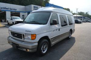 2006 Ford Econoline 250 Ext. Explorer Limited SE 1FDNS24L86HA84638 Mike Castrucci Conversion Van Land