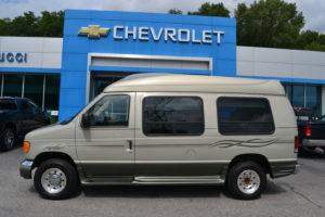 1FDNE24L95HB41662 Used Conversion Van