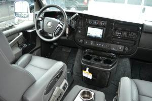2020 4X4 Chevrolet Express Explorer Limited X-SE 1GCWGAFG0L1257884 Mike Castrucci Conversion Van Land