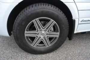 """Wheels 17"""" Michelin LT-245/70 R17"""