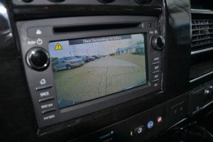 Navigation Screen Rear View Camera Explorer Van Co