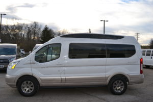 2019 Ford Transit 150 Explorer Limited SE-VC 1FTYE1ZG6KKA29620 Mike Castrucci Conversion Van Land
