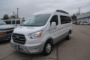 2020 Ford Transit AWD Explorer Limited SE-VC 1FTYE2YG3LKB62540 Mike Castrucci Conversion Van Land