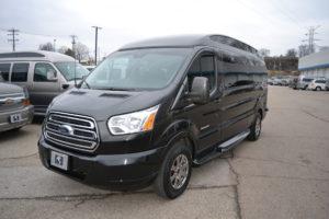 2018 Ford Transit 150 9 Passenger Explorer Limited SE-VC 1FTYE9ZG5JKA26866 Mike Castrucci Conversion Van Land