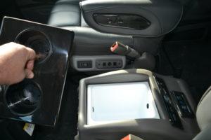 new Explorer Van interior