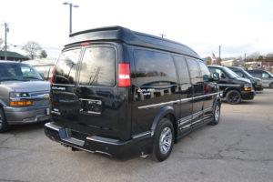 4X4 Chevrolet Express Explorer Conversion Van Mike Castrucci Chevrolet