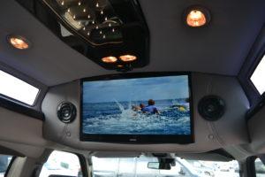 New Explorer Van Interior Pictures