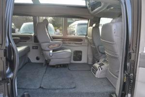 New Explorer Van options