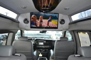 Enjoy the Ride Conversion Van Land