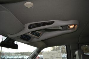 2021 Explorer Van Interior overhead Console