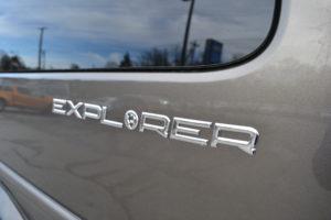 2021 Explorer Van Dealer