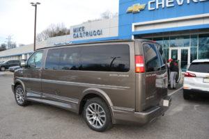 2021 GM Van 6.6L V8 Explorer Van Co