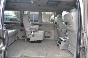 Comfortable Family Travel 2021 Explorer Vans