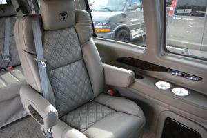 2021 Explorer Van Luxury Seating