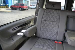 2021 Explorer Van Seating