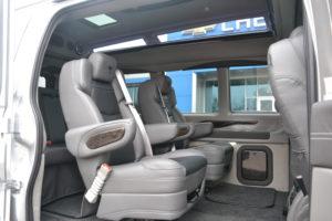 2020 Explorer Vna Seating Comfort Luxury