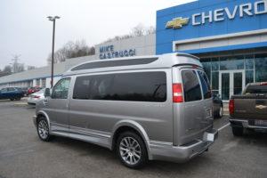 2020 Chevrolet Express Exterior Explorer Conversion Van