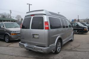 2020 GM Conversion Van New