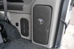 2020 Explorer Van Interior options