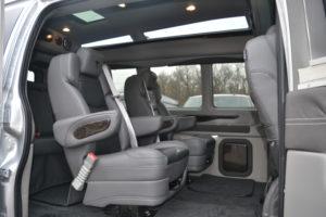 2020 Explorer Conversion Van Mike Castrucci Chevrolet Conversion Van Land