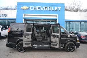 2020 Chevrolet Express Explorer Limited X-SE Explorer Conversion Van Mike Castrucci Chevrolet Conversion Van Land