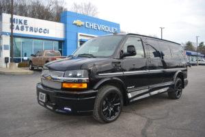 Explorer Van Dealer Conversion Van Land