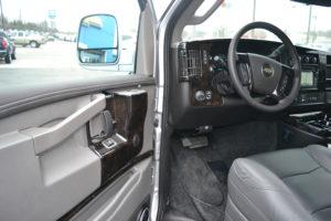 New for 2020 Explorer Van