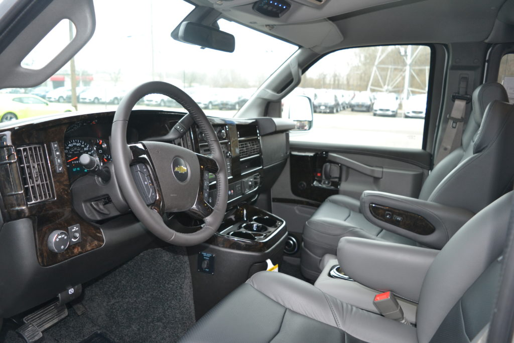 2020 Chevy Express 2500 - Explorer Limited X-SE VC - Mike ...