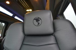 New for 2020 Explorer Van Seating