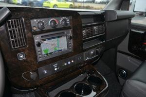 2020 Chevrolet GMC Conversion Van Dash