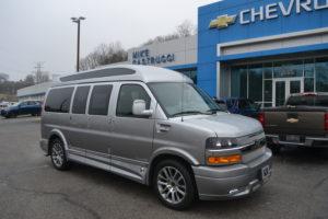 2020 Chevrolet Express Exterior Explorer Conversion Van Conversion Van Land