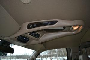 Overhead Console 2121 Explorer Van Interior