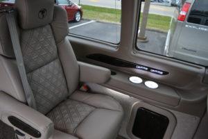 Mike Castrucci Conversion Van Land 2021 Explorer Van #1 Dealer