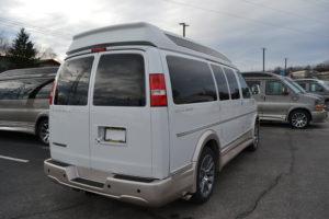 2021 Explorer Van 6.6L V8 Mike Castrucci Conversion Van Land