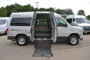 Used Wheelchair Accessible Van Conversion Van Land