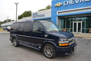 2019 Chevrolet Express Explorer Limited X-SE Mike Castrucci Conversion Van Land 1GCWGAFG7K1344969