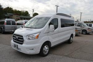2020 Ford Transit AWD Explorer Limited SE-VC 1FTYE2YG7LKB31873 Mike Castrucci Conversion Van Land