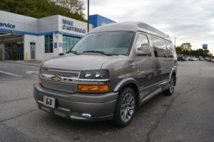 2020 Chevy Express 2500 - Explorer Limited X-SE VC 1GCWGAFG9L1261531 Mike Castrucci Conversion Van Land